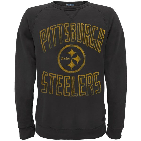 Pittsburgh Steelers - Logo Crew Neck Sweatshirt