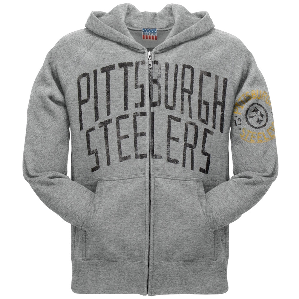 finest selection 763cc 9b666 Pittsburgh Steelers - Sunday Zip Hoodie