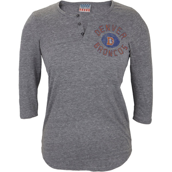 Denver Broncos - Half Time Juniors Henley