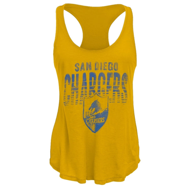 San Diego Chargers - Touchdown Juniors Tank Top