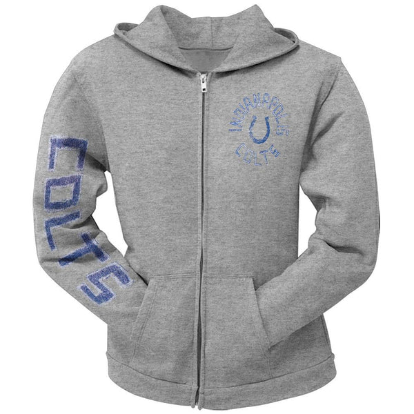 Indianapolis Colts - Sunday Juniors Zip Hoodie