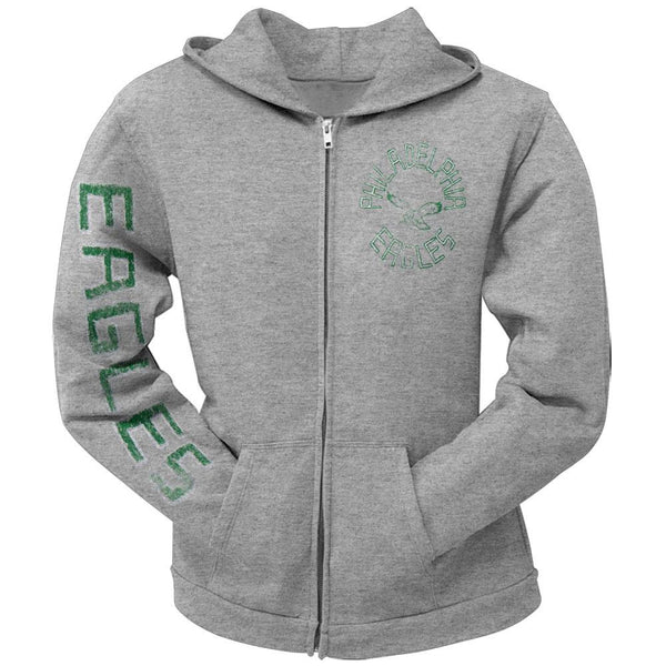 Philadelphia Eagles - Sunday Juniors Zip Hoodie