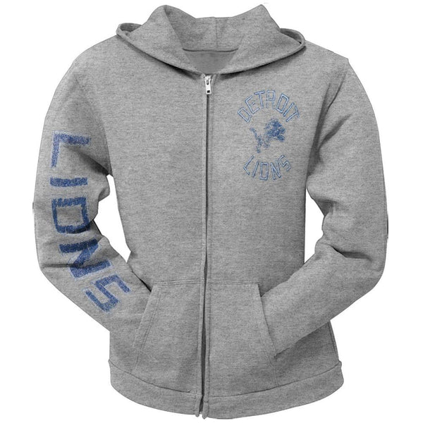 Detroit Lions - Sunday Juniors Zip Hoodie