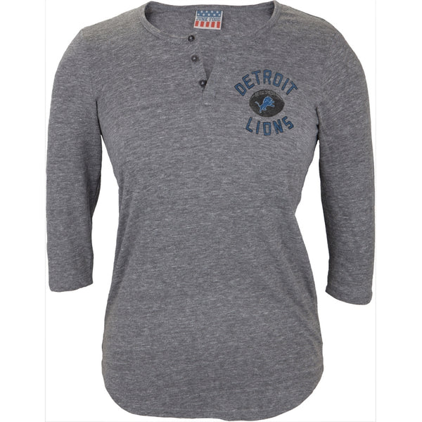 Detroit Lions - Half Time Juniors Henley