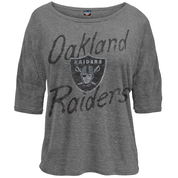 Oakland Raiders - Game Day Juniors T-Shirt