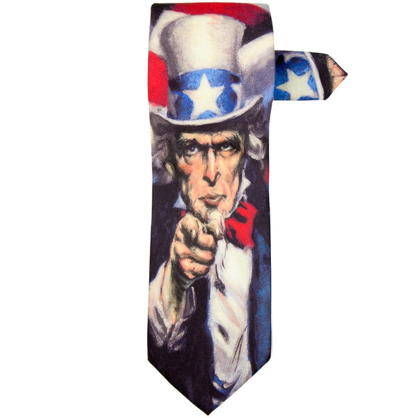 Uncle Sam Necktie
