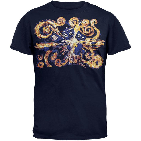 Doctor Who - Van Gogh T-Shirt