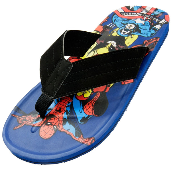 Marvel Heroes - Team Flip-Flops