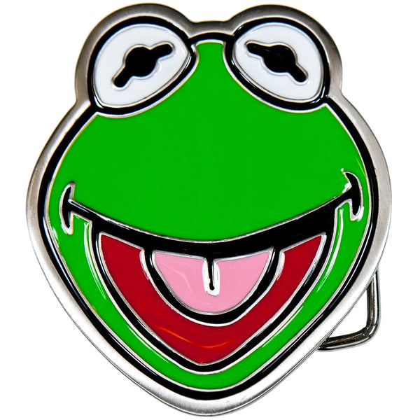 Muppets - Kermit Belt Buckle