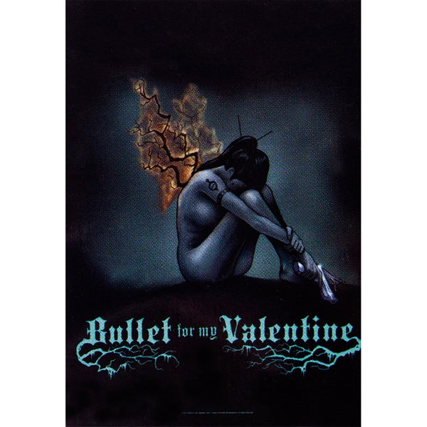 Bullet For My Valentine - Burning Wings Tapestry