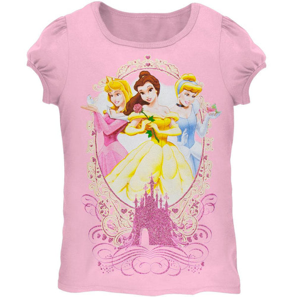 Disney Princesses - Friends Girls light pink Juvy T-Shirt