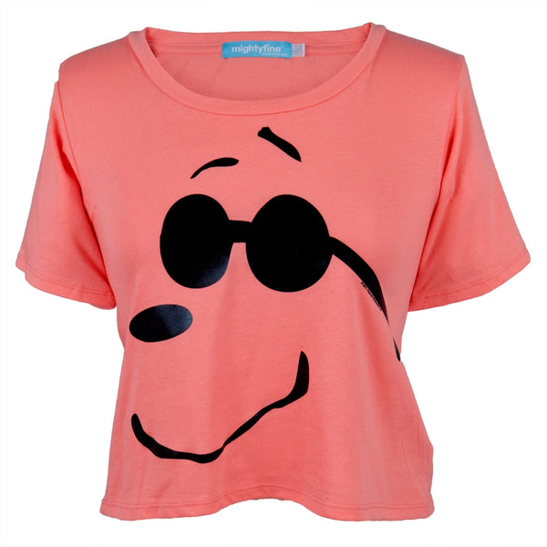 Peanuts - Joe Cool Shades Juniors T-Shirt