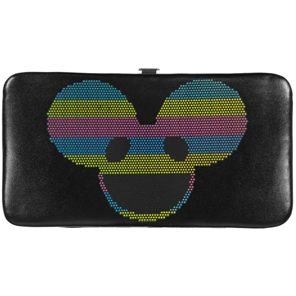 deadmau5 - Multi Color Mouse Hinge Wallet