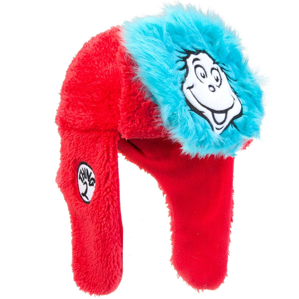 Dr. Seuss - Thing 1 And Thing 2 Aviator Hat