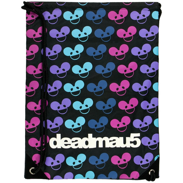 deadmau5 - Repeat Logo BackSack