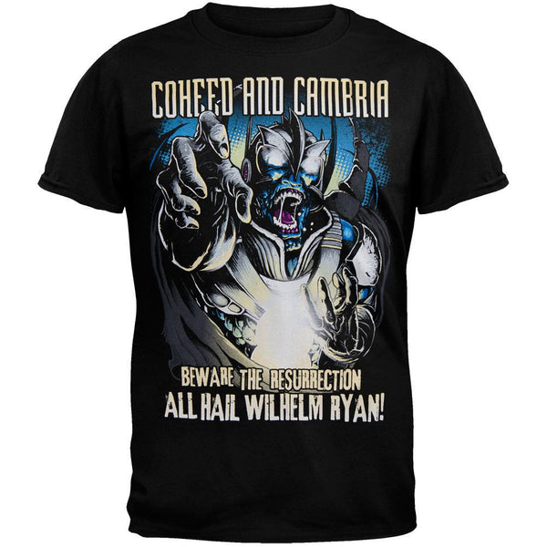 Coheed & Cambria - Wilhelm Ryan Soft T-Shirt