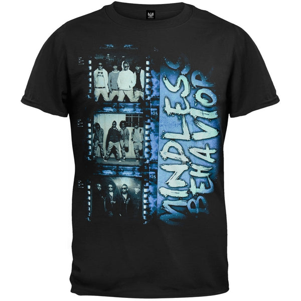Mindless Behavior - Film Soft T-Shirt