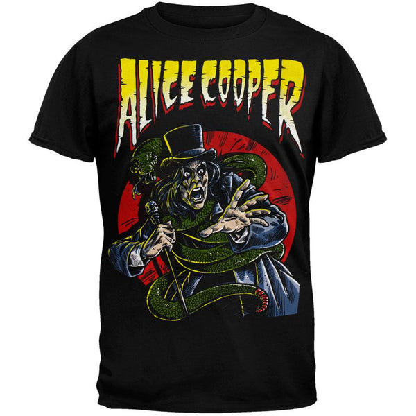 Alice Cooper - Comic Book T-Shirt
