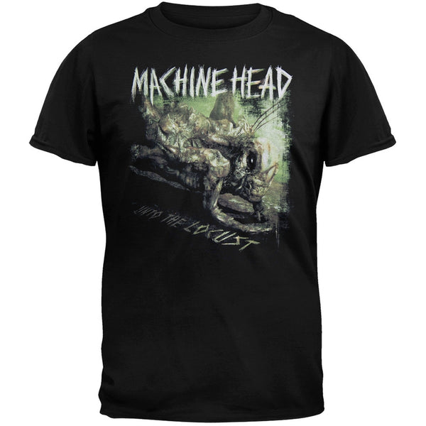 Machine Head - Scratch Diamond Cover T-Shirt