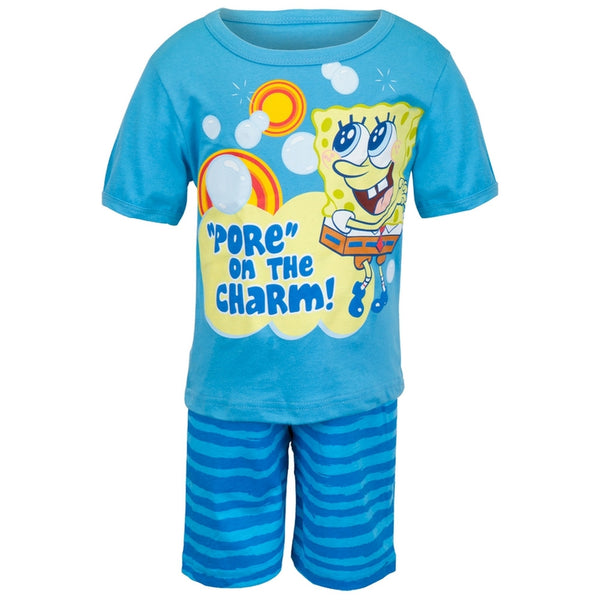 Spongebob Squarepants - Pore on the Charm Toddler 2-Piece Set