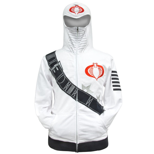 G.I. Joe - I Am Storm Costume Zip Hoodie
