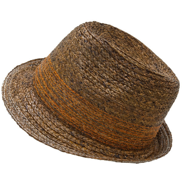 Peter Grimm - Ibiza Dark Brown Fedora