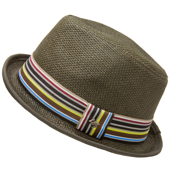 Peter Grimm - Cardiff Olive Fedora