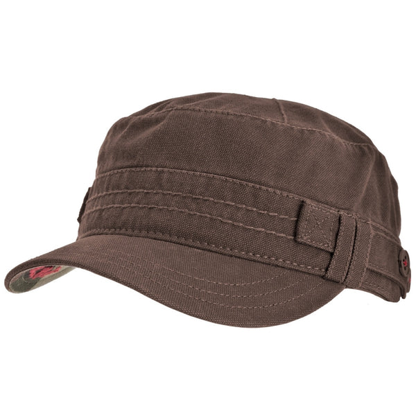 Peter Grimm - Planet Brown Cadet Cap