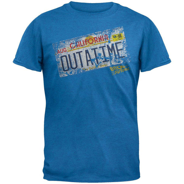 Back To The Future - Outa It Soft T-Shirt
