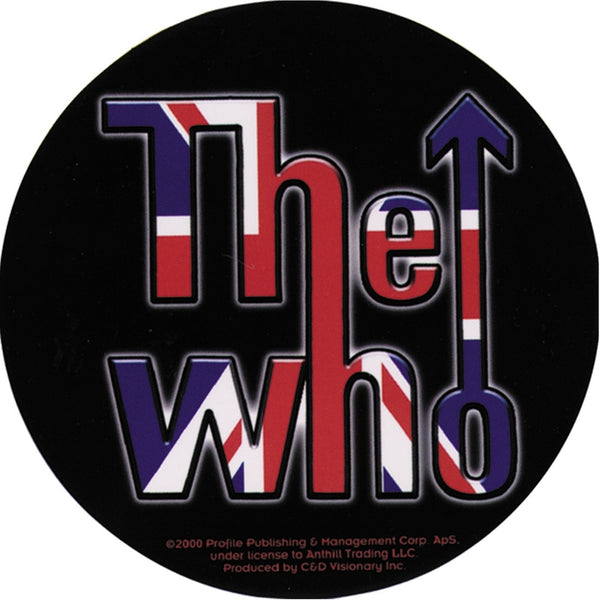 The Who - Logo Decal