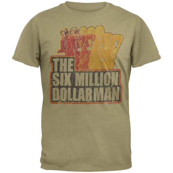 The Six Million Dollar Man - Smd Yall T-Shirt