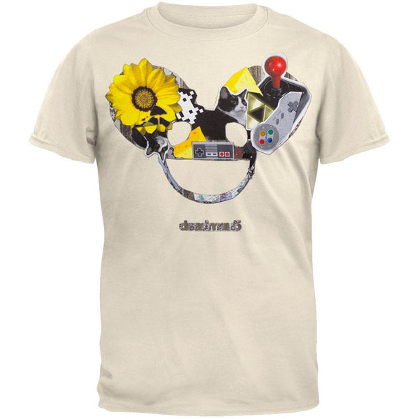 Deadmau5 - Collage Soft T-Shirt