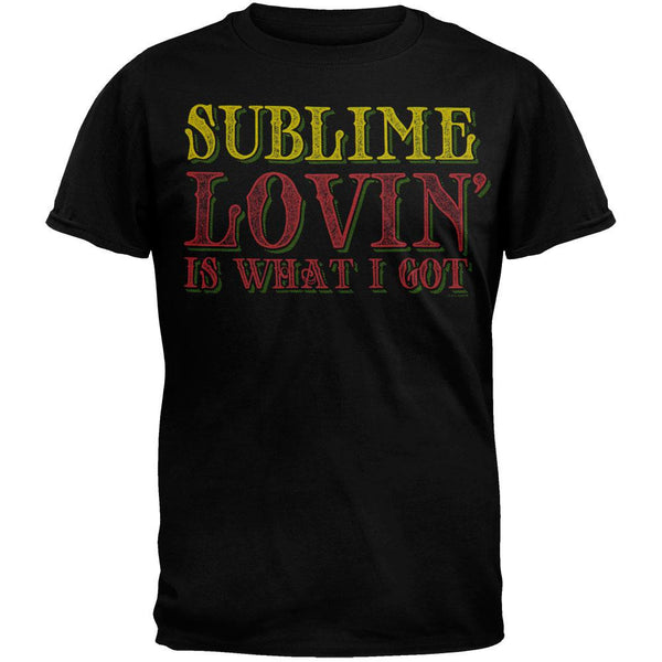Sublime - What I Got T-Shirt