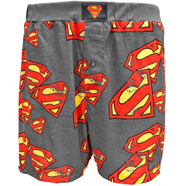 Superman - All-Over Shields Boxers
