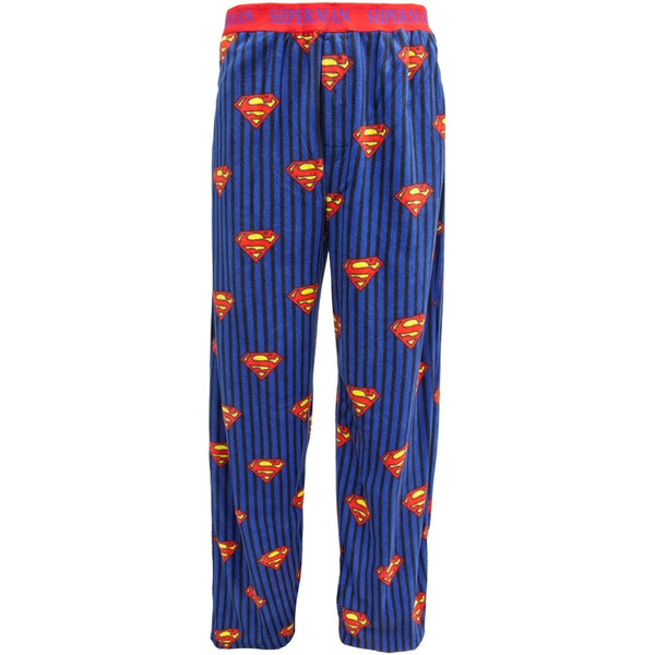 Superman - All-Over Classic Shields Sleep Pants