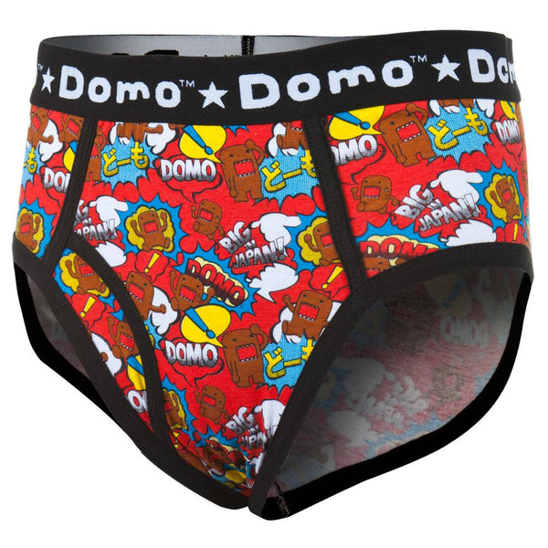 Domo - All-Over Big In Japan Mens Briefs