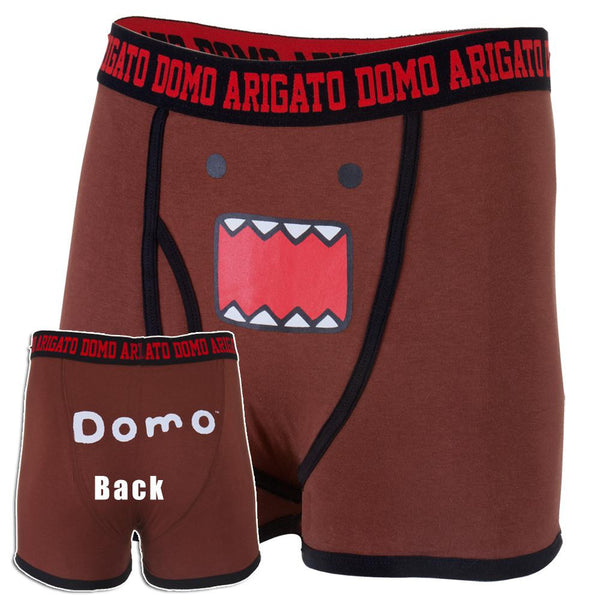 Domo - Big Face Men's Boxer Briefs