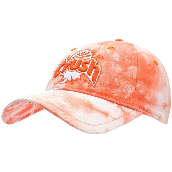 Orange Crush - Splash Logo Adjustable Baseball Cap