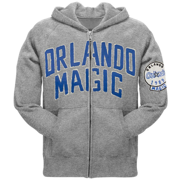 Orlando Magic - 1989 Vintage Logo Zip Hoodie