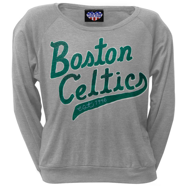 Boston Celtics - Athletic Logo Juniors Sweatshirt