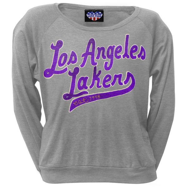 Los Angeles Lakers - Athletic Logo Juniors Sweatshirt