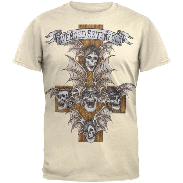 Avenged Sevenfold - God Hates Us Soft T-Shirt