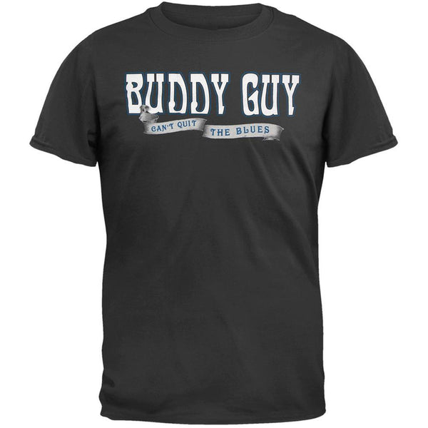 Buddy Guy - Can't Quit 2009 Tour T-Shirt