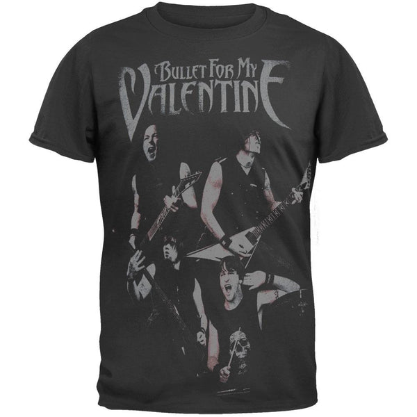 Bullet For My Valentine - Band Photo 2011 Tour T-Shirt