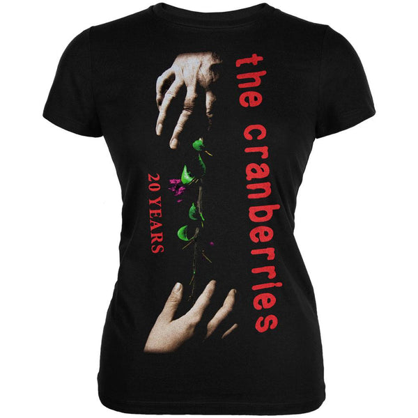 Cranberries - 20 Years 2009 Tour Juniors T-Shirt
