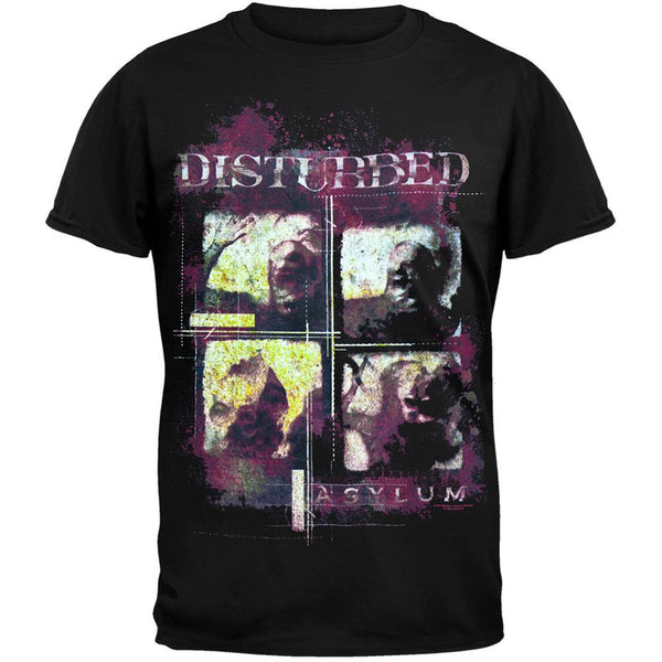 Disturbed - Rubber Room T-Shirt