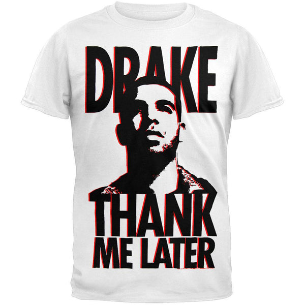 Drake - Thank Me Later T-Shirt