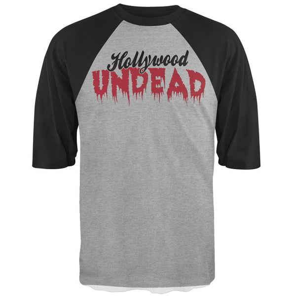 Hollywood Undead - Bloody Logo Raglan
