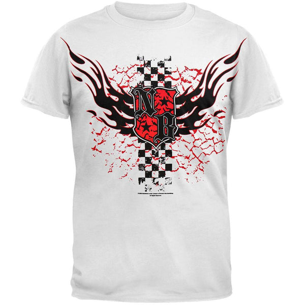 Nickelback - Racing Crest 09 Tour T-Shirt