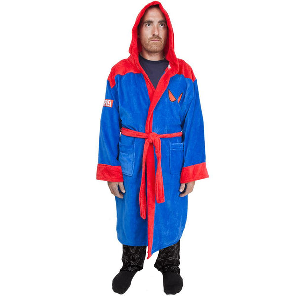 Spider-Man - Logo Cotton Bathrobe